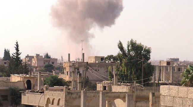 Esed rejimi, Humus'taki kuşatma alanlarına saldırıyor