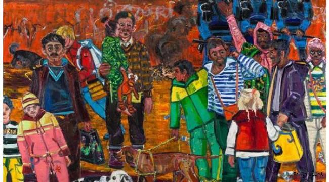 Resul Aytemür'ün 'Güncel, Muhalif ve Coşkulu' adlı resim sergisi, 20 Nisan Cuma günü Galeri Soyut'ta sanatseverlerle buluşacak.