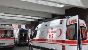 Ankara'da bir sürücü kaldırımdaki yayaların arasına daldı. Kazada 1 kişi öldü, 2'si ağır 6 kişi yaralandı.