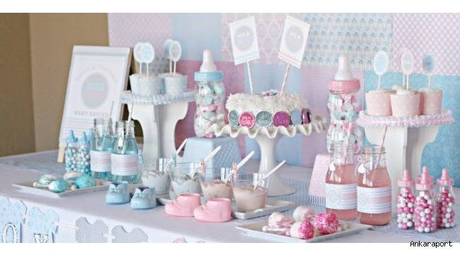 Baby Shower partisi ...