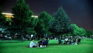 Kent merkezinde piknik ve gezinin adresleri