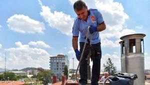 Ankara Büyükşehir Belediyesi İtfaiye Daire Başkanlığı'ndan Baca Temizliğine İndirim