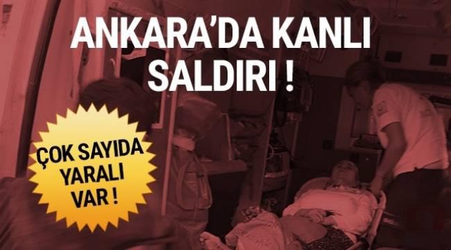 Ankara'da kuyumcuya silahlı saldırı: 8 yaralı