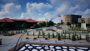 İşte Yeni Ulus Meydanı!