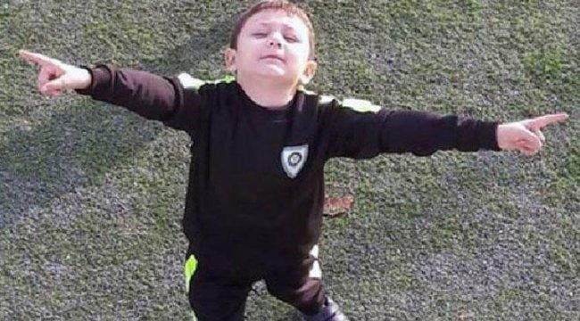 Küçük futbolcu Muharrem'in feci ölümü
