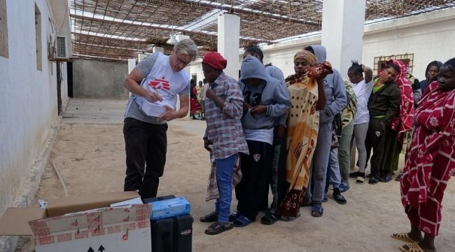 'Libya mülteciler için güvenli bir ülke değil'
