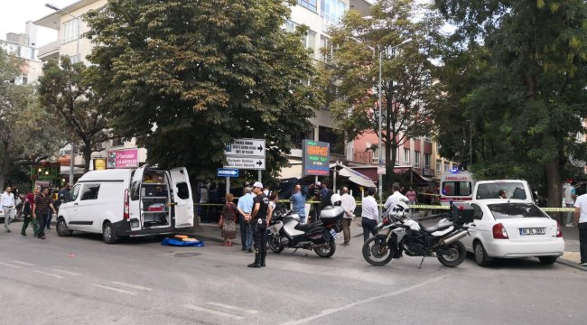 Şok... Ankara'da kanlı olay