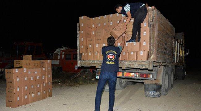 300 Bin Lira Değerinde Sahte Şampuan Ele Geçirildi