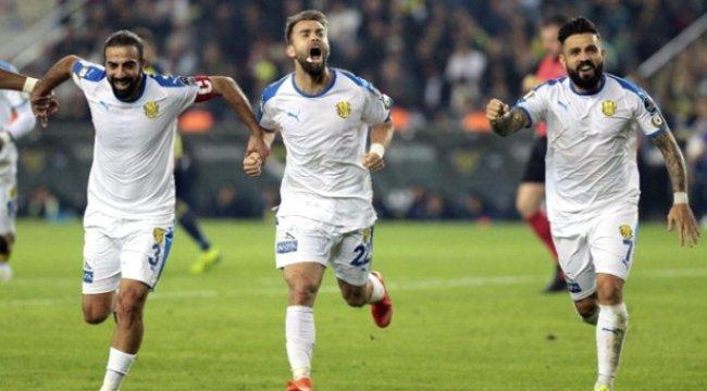 Ankaragücü Futbolcusu Ortalığı Karıştırdı: Konstantinopolis Fethi Başarıyla Sonuçlandırıldı