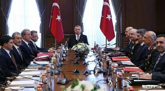 Kritik toplantı sona erdi: Önemli kararlar alındı!