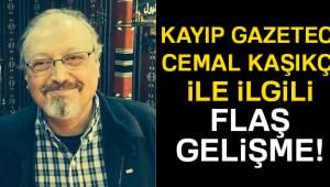 Suudi heyet Kaşıkçı için Ankara'da