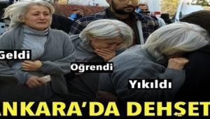 Ankara'da emekli astsubay Uğur Güleçyüz, karısını silahla öldürüp intihar etti