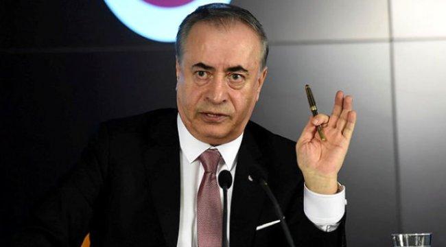 Galatasaray Başkanı Cengiz: 3 Hakem Hakemliği Derhal Bırakmalıdır