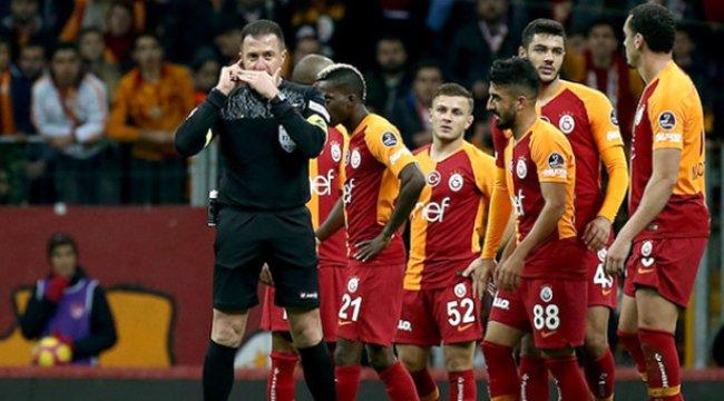 Galatasaray - Konyaspor Maçının Hakem Konuşmaları Ortaya Çıktı