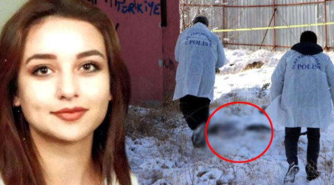 16 Gündür Sırra Kadem Basan İremnur'un Cansız Bedeni Karlar Arasında Bulundu