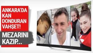 Ankara'da dehşet evi eşini ve kayınvalidesini öldürdü...
