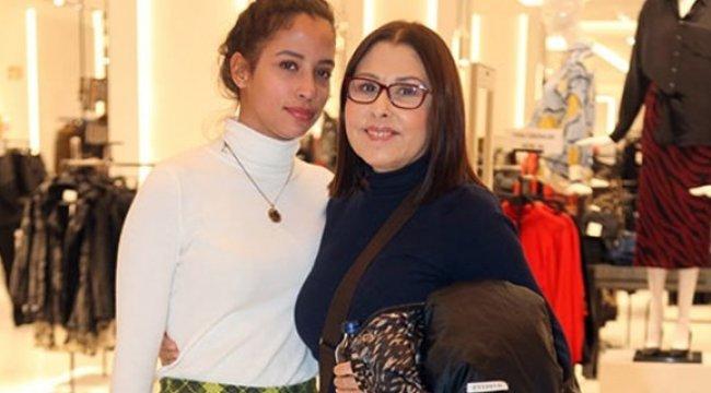 Ayşe Nazlı'nın boyu annesini geçti
