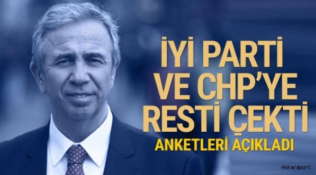 CHP ve İYİ Parti'nin ittifak yapması durumunda aday olduğunu açıklayan Mansur Yavaş,