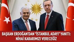 Cumhurbaşkanı Recep Tayyip Erdoğan, Güney Amerika ziyareti dönüşü Ankara'da Esenboğa Havalimanı'nda açıklama yaptı.