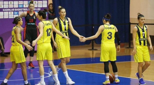 Fenerbahçe farklı galip