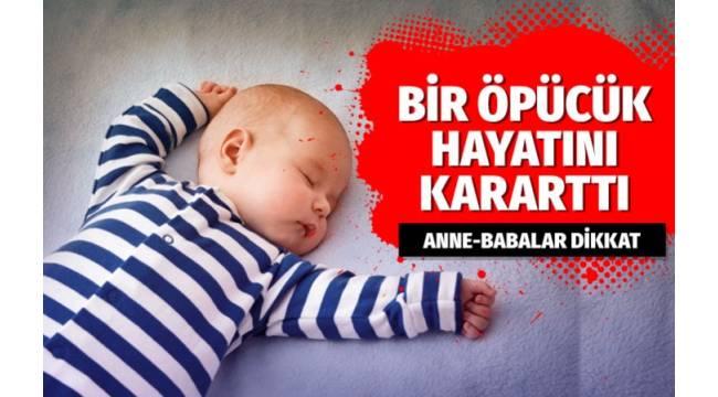 Ankara'da, 40 günlükken eve gelen misafirin öptüğü 9 yaşındaki Ecrin yakalandığı hastalık sonucu ağır engelli oldu.
