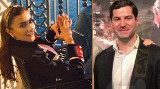 Özge Ulusoy'un Nişantaşı'ndaki aşk yuvası