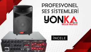 Yonka Müzik Profesyonel Ses Sistemleri...