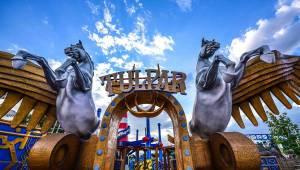 Ankapark 'Wonderland Eurasia' yarın kapılarını açıyor