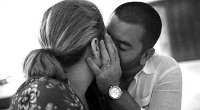 Bülent Şakrak'tan Ceyda Düvenci'ye: Seni seviyorum
