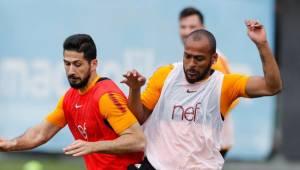 Galatasaray'da Kayserispor hazırlıkları başladı