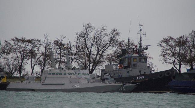 Ukrayna, denizcilerin serbest bırakılması için uluslararası mahkemeye gidiyor