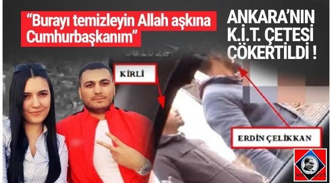 Ankara'da uyuşturucu ticareti yapan sokak satıcılarını yöneten; yağma, tehdit, fuhuş gibi çok sayıda suça karışan organize suç örgütüne yönelik soruşturma tamamlandı.