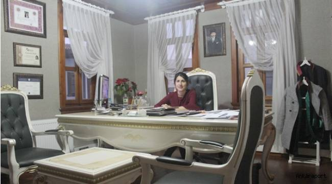 Avukat Kübra YILDIZ ÇOLAK ile Avukatlık Üzerine Röportaj Yaptık....