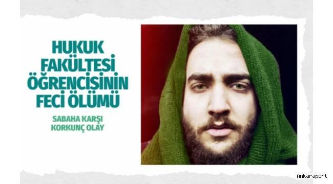 ANKARA'da, yalnız yaşadığı 28'inci kattaki dairenin penceresinden düşen hukuk fakültesi öğrencisi Hakan Baldur Güler, hayatını kaybetti.
