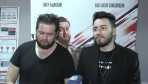 'Enes Batur Gerçek Kahraman' filminin Ankara galası yapıldı