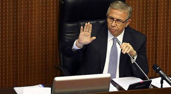 Mansur Yavaş: Satış için ilan verdiğimiz gayrimenkuller TOKİ'ye devredilmiş