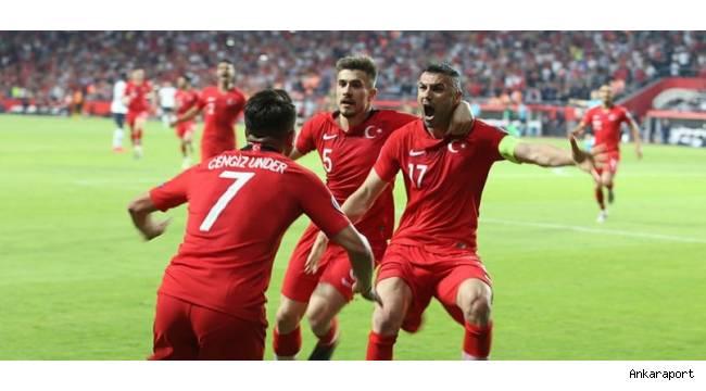 Özet izle: Türkiye Fransa maçı Özet izle | Türkiye Fransa kaç kaç bitti