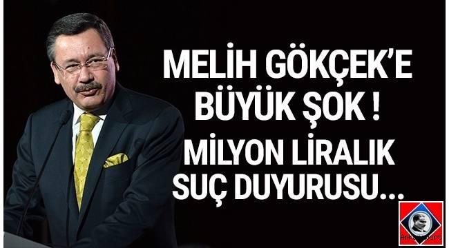 Ankara Büyükşehir Belediye Başkanı Mansur Yavaş, belediye şirketleriyle ilgili Melih Gökçek hakkında suç duyurusunda bulundu.
