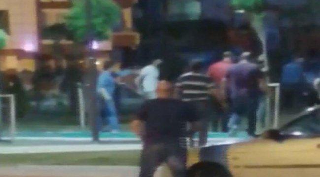 Ankara'da laf atma kavgası: 8 yaralı