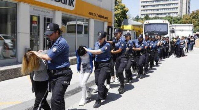 4 ayda yaklaşık 250 bin TL gasbetmişler! Avcı kız soruşturmasında tutuklama