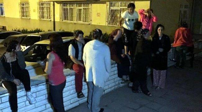 Ankara'da 3.5 büyüklüğünde deprem: Vatandaşlar evlerini terk etti