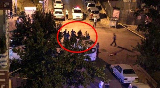 Ankara'da cani adam, eski karısına pusu kurup sokak ortasında boğazından bıçakladı
