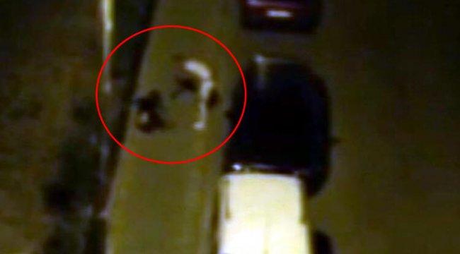 ANKARA'nın Mamak ilçesinde, kadına sokak ortasında tekme ve tokatlı saldırı