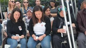 Şehit polis Ankara'da son yolculuğuna uğurlandı