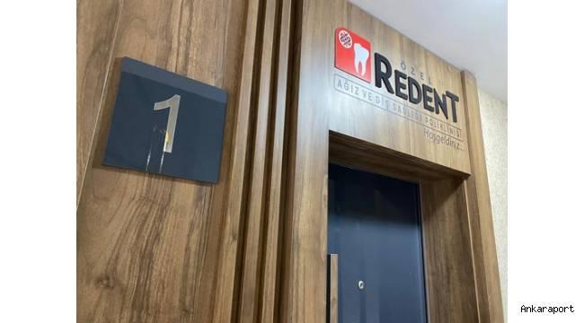 Redent Klinik Yeni Şubesini Açtı !