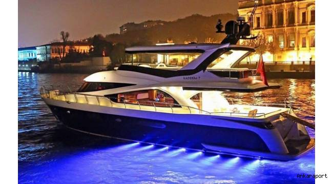 Tekne Kiralama İstanbul