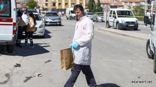Ankara Altındağ'da çıkan silahlı çatışmada 9 kişi yaralandı..