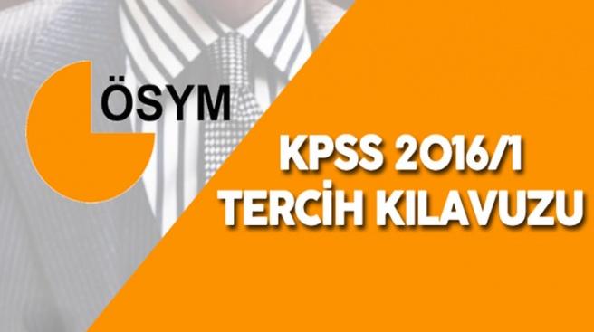 KPSS önlisans tercih kılavuzu! Memurluk başvuru sayfası