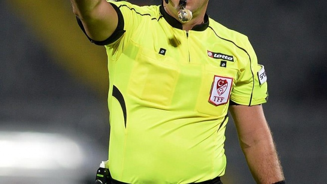 Süper Lig'in 9. hafta hakemleri belli oldu